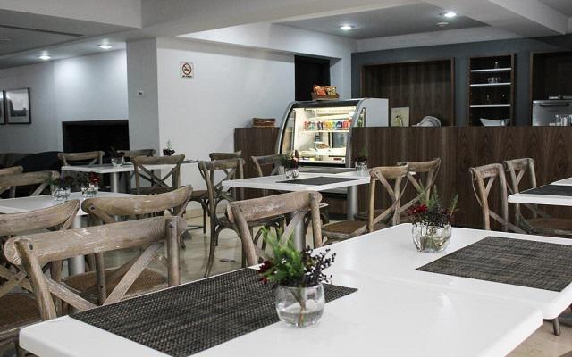 Hotel Wyndham Garden Polanco, puedes probar su rica propuesta gastronómica