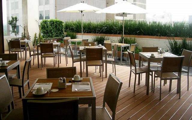 Hotel Wyndham Garden Polanco, comienza tu día con un rico desayuno