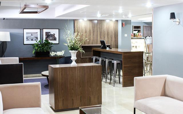 Hotel Wyndham Garden Polanco, ambientes ideales para tu estancia
