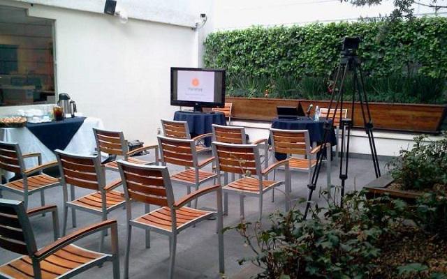 Hotel Wyndham Garden Polanco, tu evento en sitios acogedores