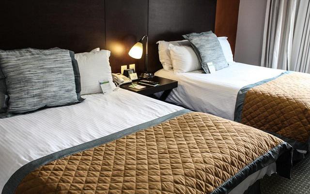 Hotel Wyndham Garden Polanco, habitaciones bien equipadas