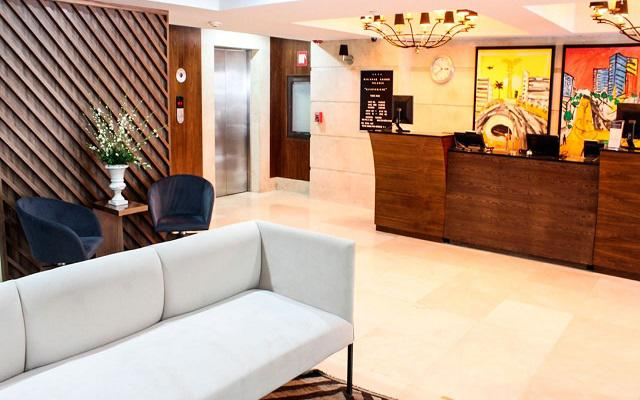 Hotel Wyndham Garden Polanco, Lobby