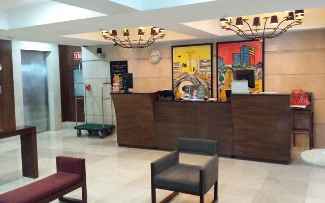 Hotel Wyndham Garden Polanco, atención personalizada desde el inicio de tu estancia
