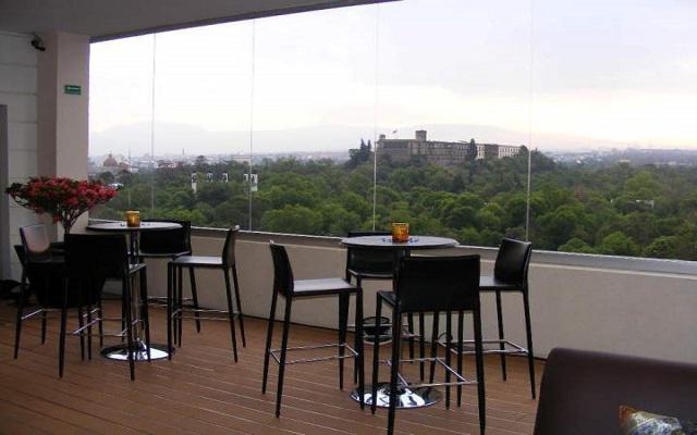 Hotel Wyndham Garden Polanco, Restaurante Sky Garden