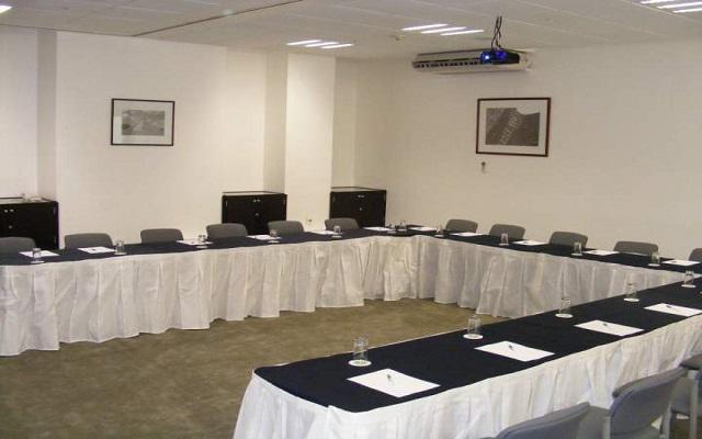 Hotel Wyndham Garden Polanco, salón de eventos