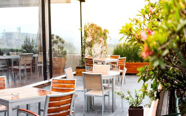Hotel Wyndham Garden Polanco, agradable lugar para disfrutar en buena compañía