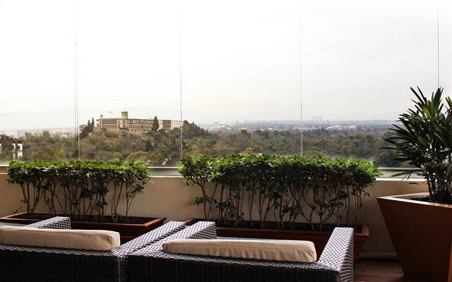 Hotel Wyndham Garden Polanco, vistas fascinantes