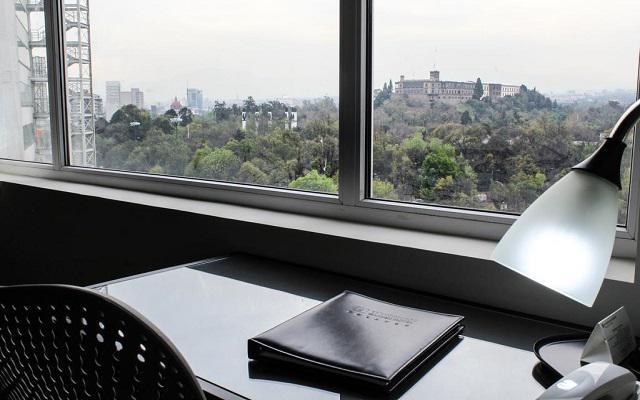 Hotel Wyndham Garden Polanco, disfruta de hermosas vistas desde tu habitación
