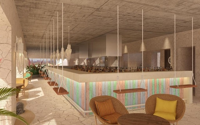 Hotel Xcaret México, disfruta una copa en el bar