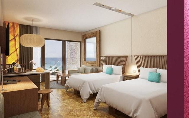 Hotel Xcaret México, habitaciones bien equipadas