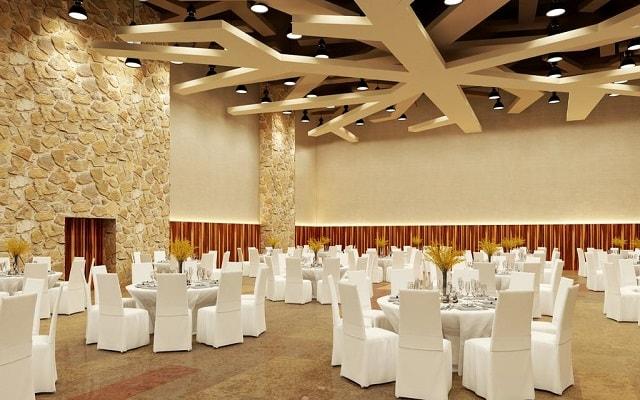 Hotel Xcaret México, salón de eventos