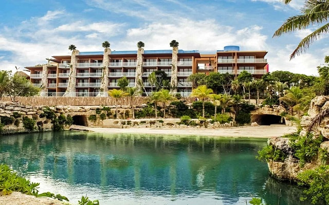 Hotel Xcaret México en Puerto Aventuras