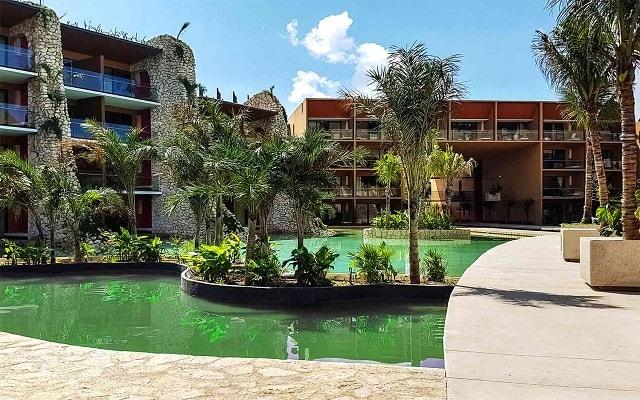 Hotel Xcaret México, cómodas instalaciones