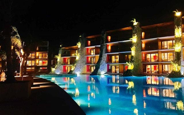Hotel Xcaret México, noches fascinantes