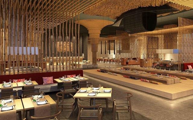 Hotel Xcaret México, Restaurante Xin-Gao