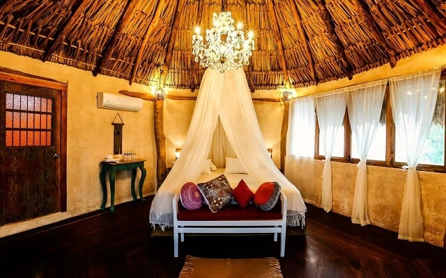 Hotel Xscape Tulum, lujosas habitaciones