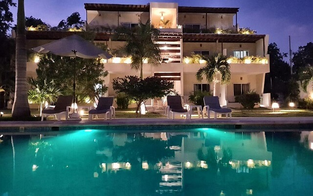 Hotel Xscape Tulum, noches inolvidables