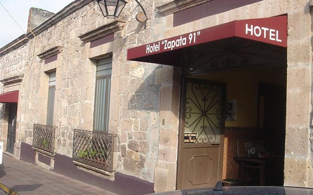 Hotel Zapata 91 en Morelia Ciudad
