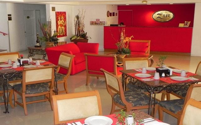 Hotel Zar Guadalajara, comienza tu día con un rico desayuno