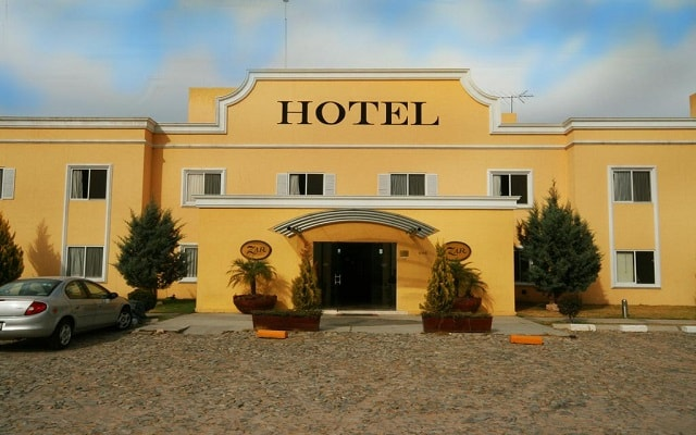 Hotel Zar Guadalajara en Zapopan