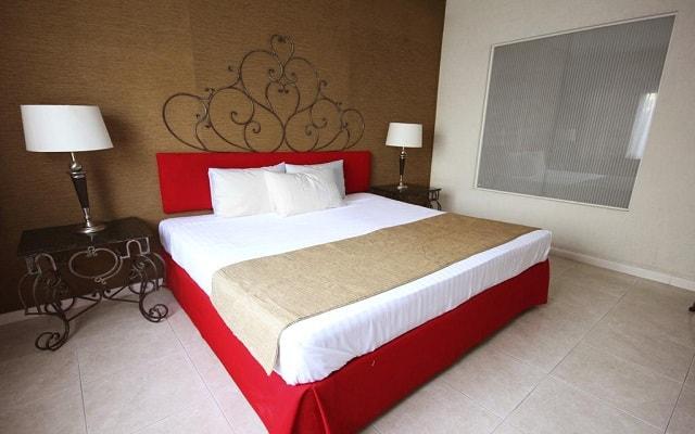 Hotel Zar Guadalajara, habitaciones bien equipadas