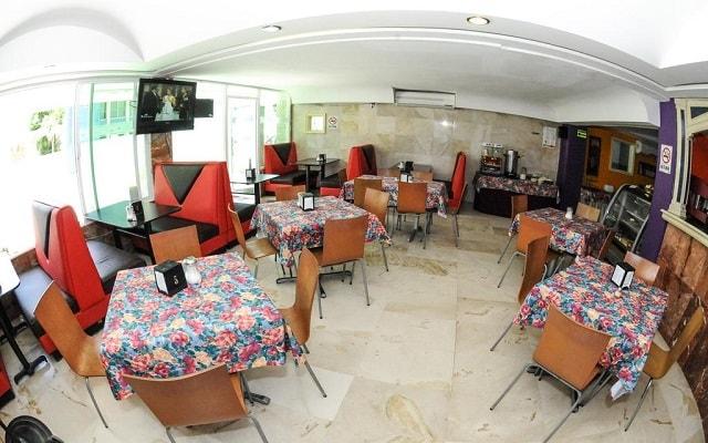 Hotel Ziami, buena propuesta gastronómica