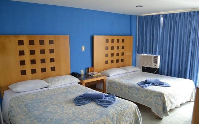 Hotel Ziami, espacios diseñados para tu descanso