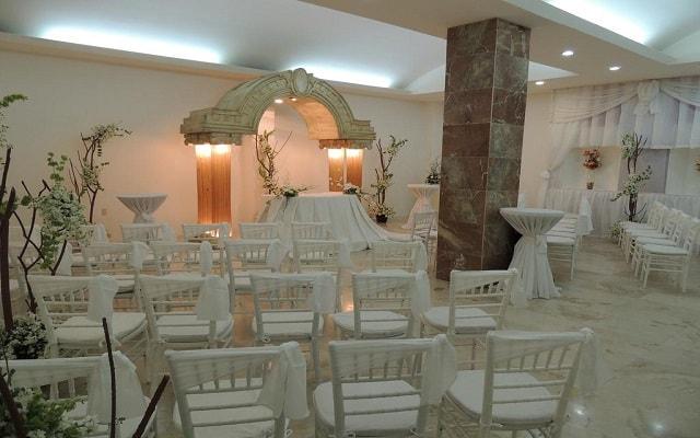 Hotel Ziami, salón de eventos