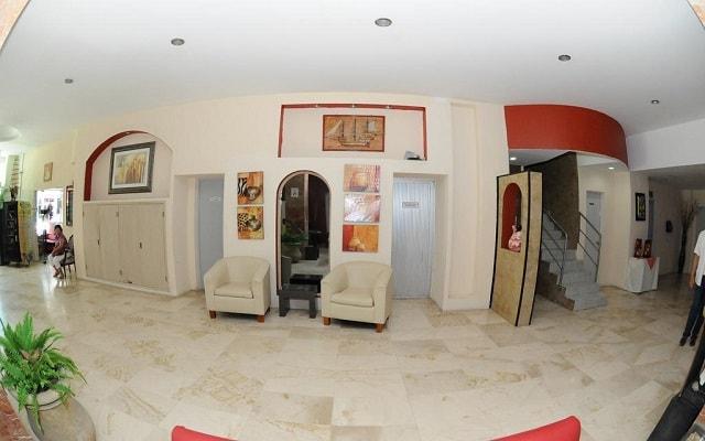 Hotel Ziami, cómodas instalaciones
