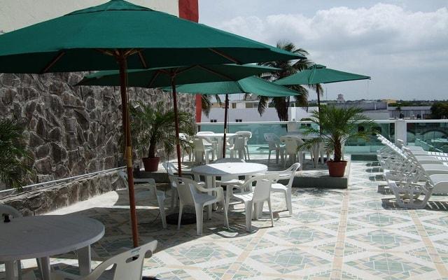 Hotel Ziami, escenario ideal para relajarse