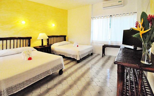 Hotel ZihuaCaracol, habitaciones diseñadas para tu descanso
