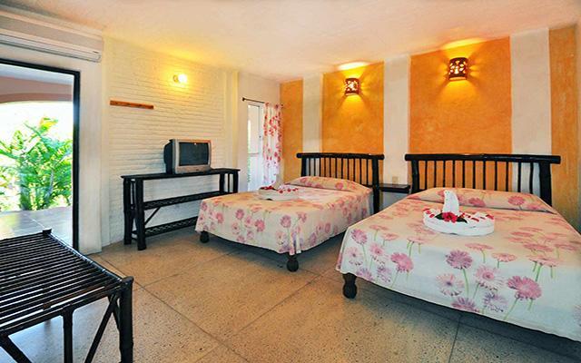 Hotel ZihuaCaracol, amplias y luminosas habitaciones