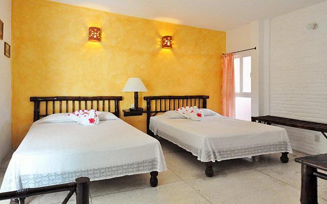 Hotel ZihuaCaracol, espacios agradables para tu descanso