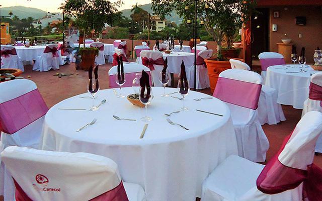 Hotel ZihuaCaracol, facilidades nupciales