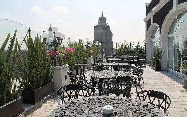 Hotel Zócalo Central en Zócalo / Centro Histórico