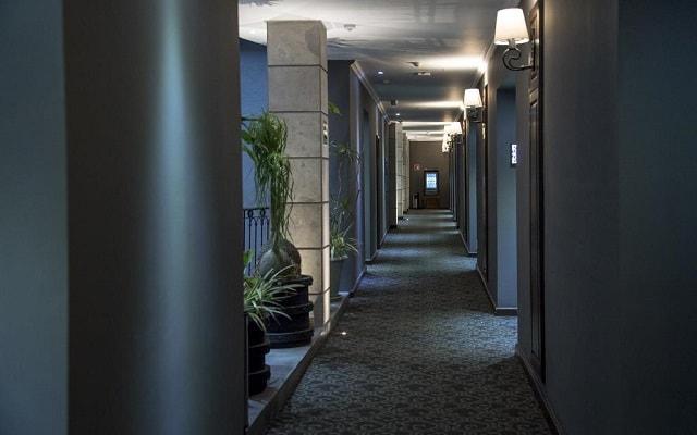 Hotel Zócalo Central, cómodas instalaciones