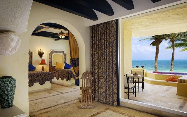 Hotel Zoetry Paraíso de la Bonita Riviera Maya, habitaciones con todas las amenidades