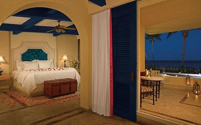 Hotel Zoetry Paraíso de la Bonita Riviera Maya, relájate en tu habitación