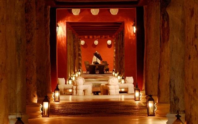 Hotel Zoetry Paraíso de la Bonita Riviera Maya, bonita decoración