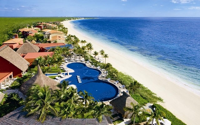Hotel Zoetry Paraíso de la Bonita Riviera Maya en Puerto Morelos