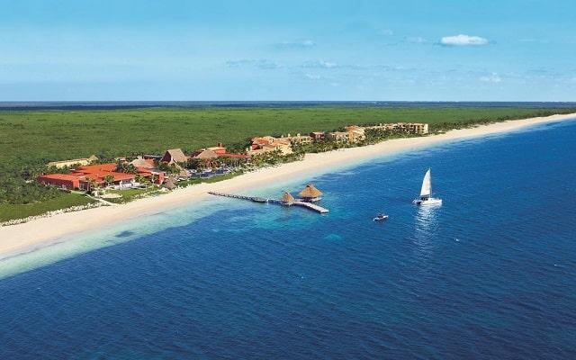 Hotel Zoetry Paraíso de la Bonita Riviera Maya, buena ubicación