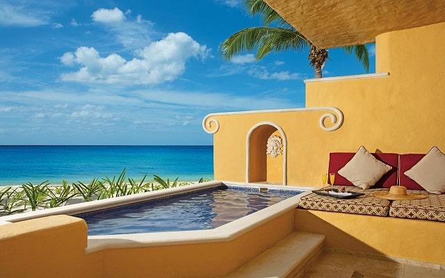 Hotel Zoetry Paraíso de la Bonita Riviera Maya, vistas hermosas