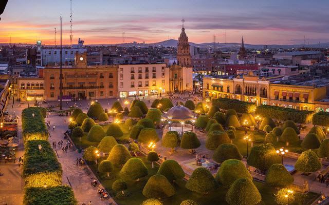 Ramada Plaza León en Celaya Ciudad