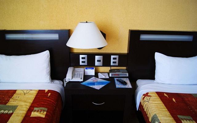 Howard Johnson Plaza Hotel Las Torres, habitaciones bien equipadas