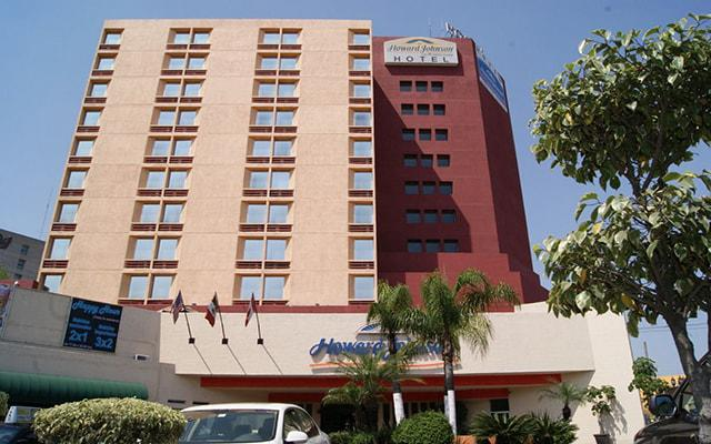 Howard Johnson Plaza Hotel Las Torres en Guadalajara Ciudad