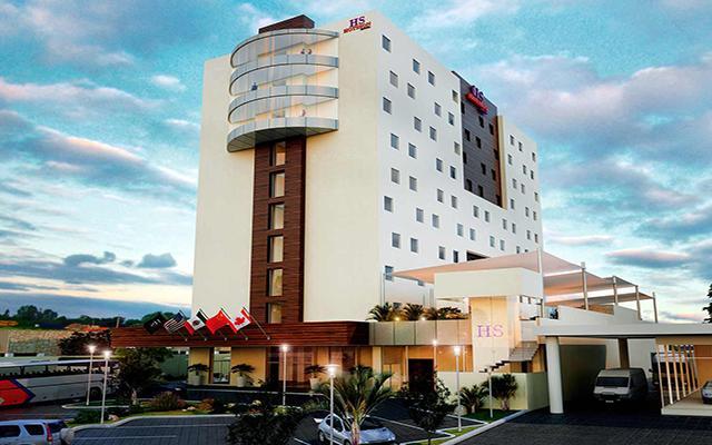 HS Hotsson Hotel Querétaro en Querétaro Ciudad