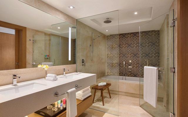 Hotel Hyatt Ziva Cancún, amenidades de calidad