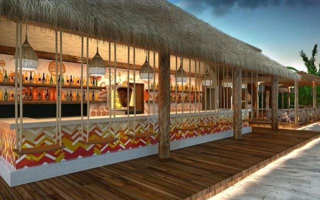 Hotel Hyatt Ziva Cancún, relájate y disfruta de una deliciosa bebida en el Bar