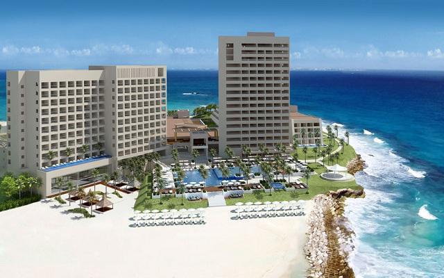 Hotel Hyatt Ziva Cancún en Zona Hotelera