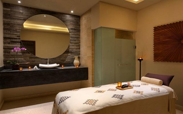 Hotel Hyatt Ziva Cancún, permite que te consientan en el spa